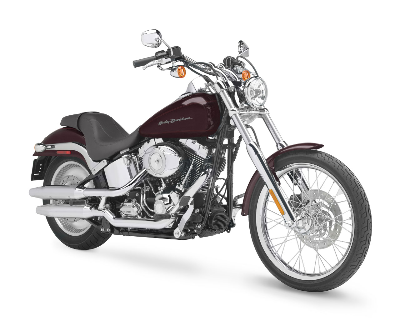 2003 harley davidson fxstdi softail deuce injection pics. Black Bedroom Furniture Sets. Home Design Ideas