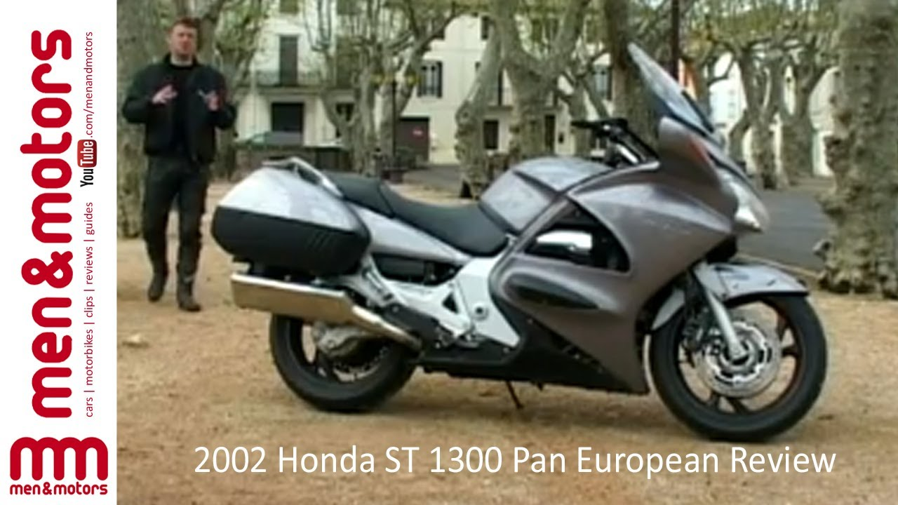 Honda ST 1300 Pan European ABS 2007 images #82360