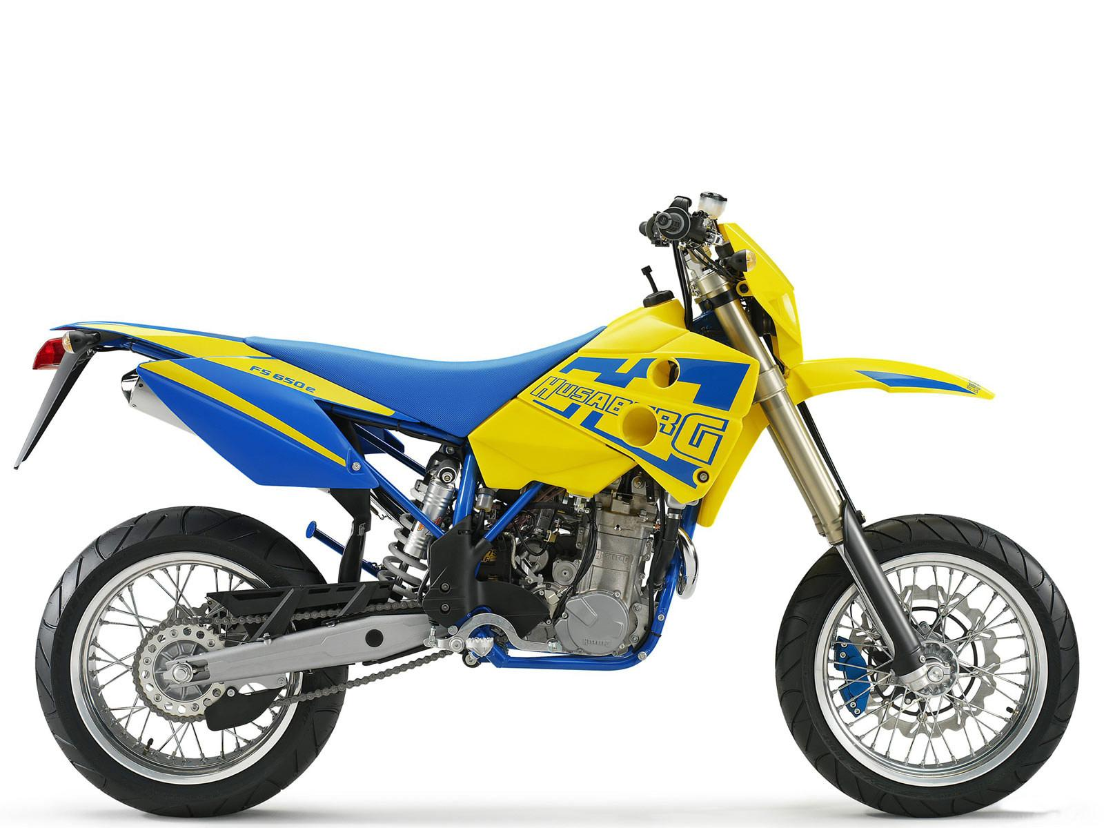 Husaberg FS 650 C 2002 wallpapers #137849