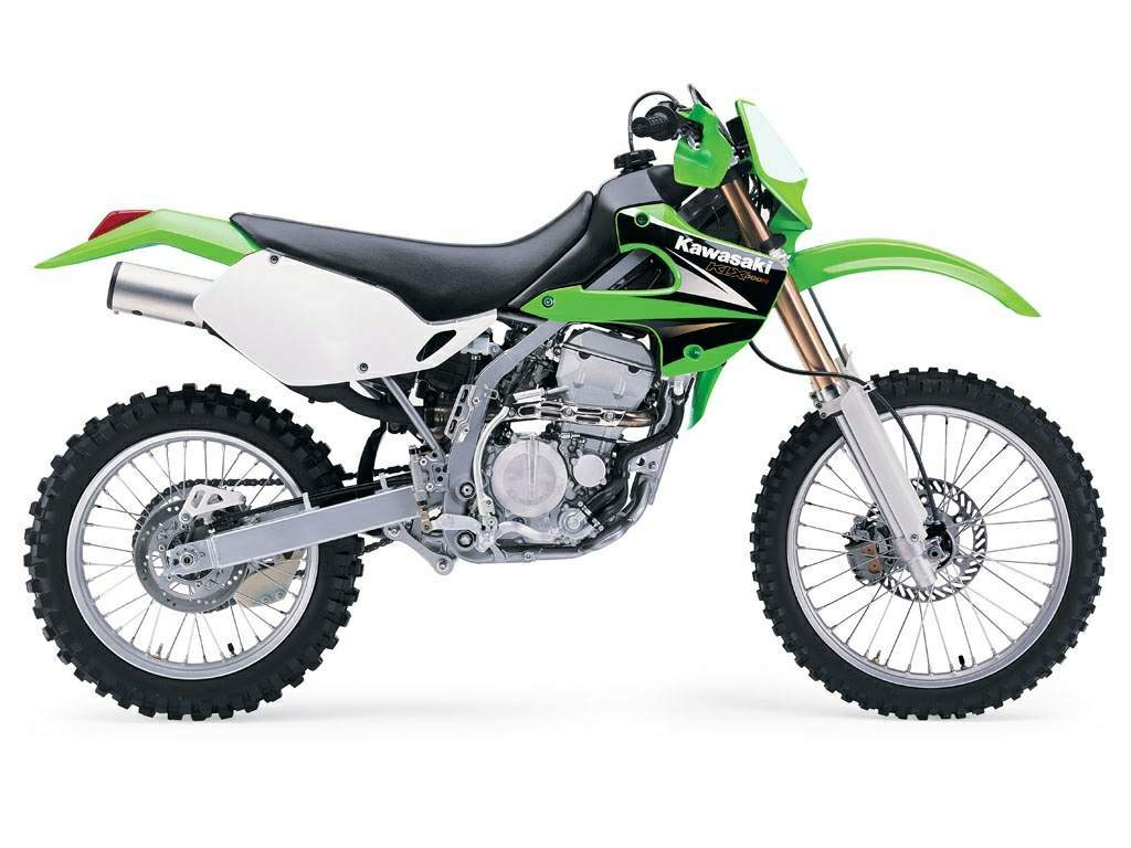 Kawasaki KLX 300 R 2007 wallpapers #142312