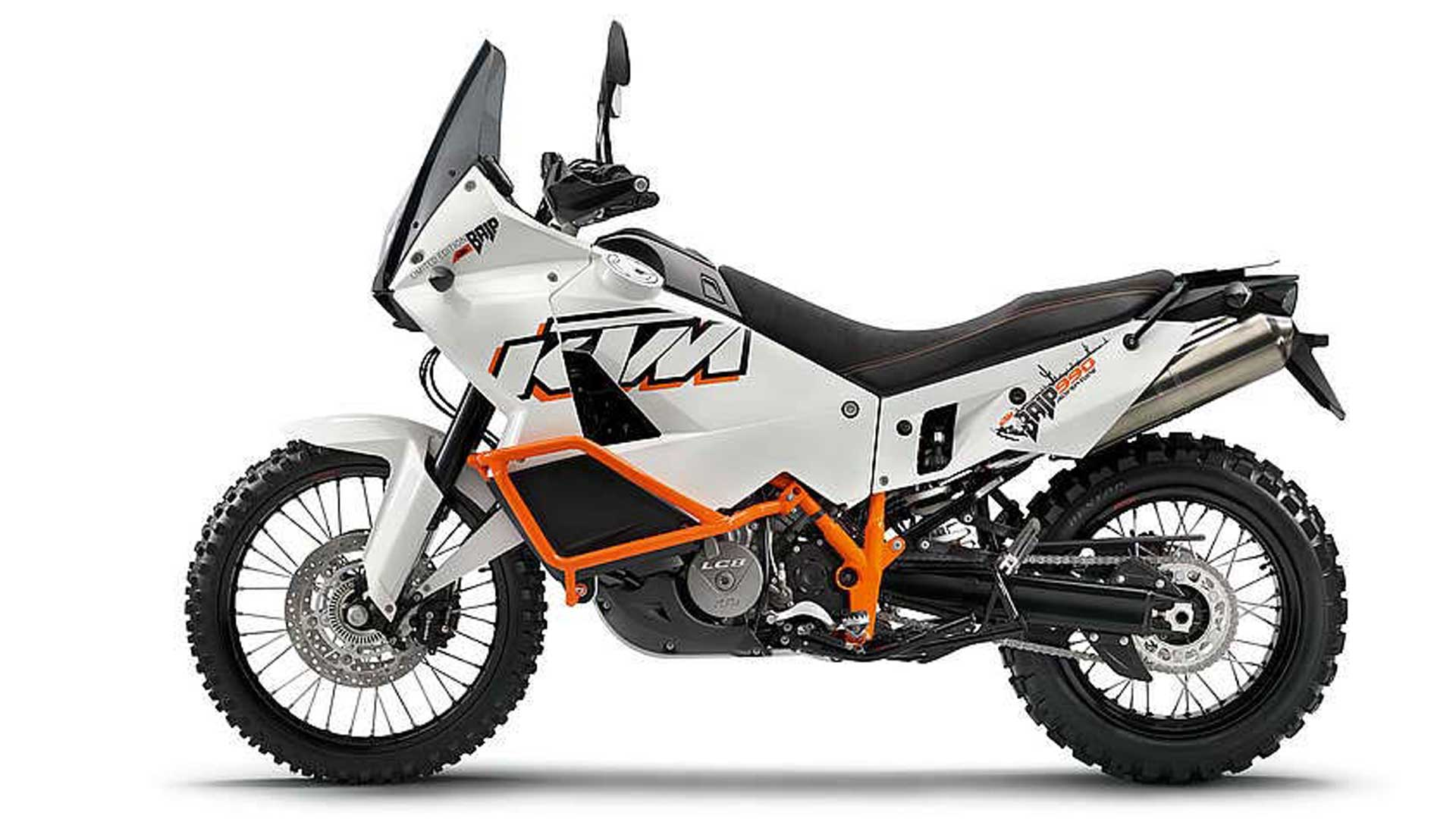 KTM 990 Adventure Limited Edition images #87124