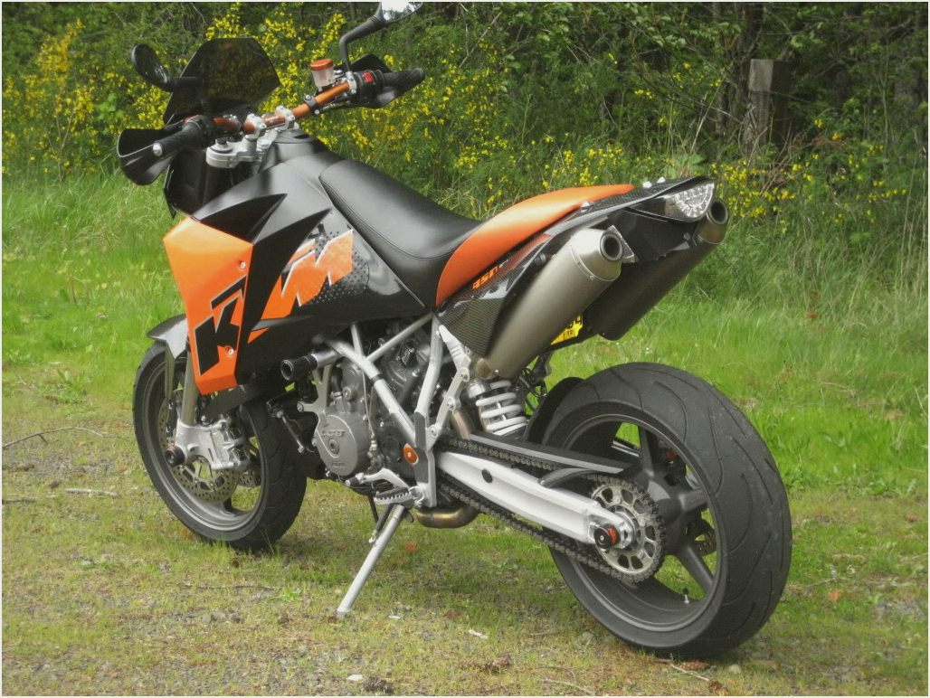 2008 ktm 990 supermoto: pics, specs and information