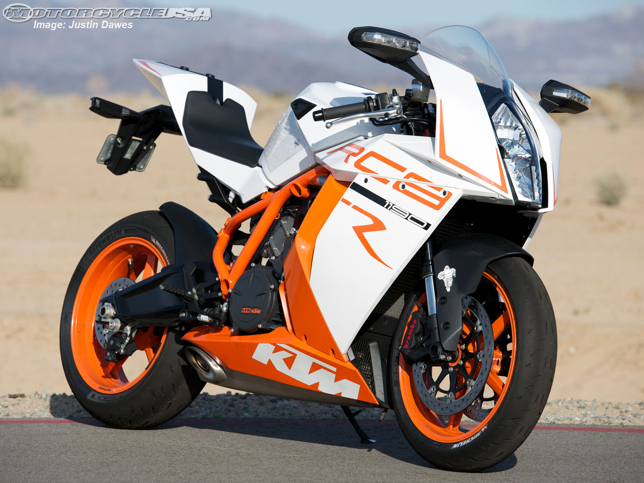 KTM RC8 2009 wallpapers #135472
