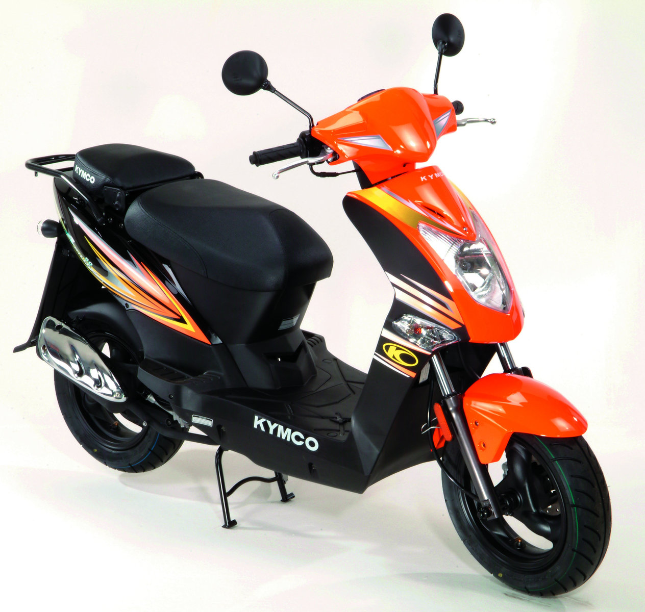 Kymco Agility 50 2008 wallpapers #139539