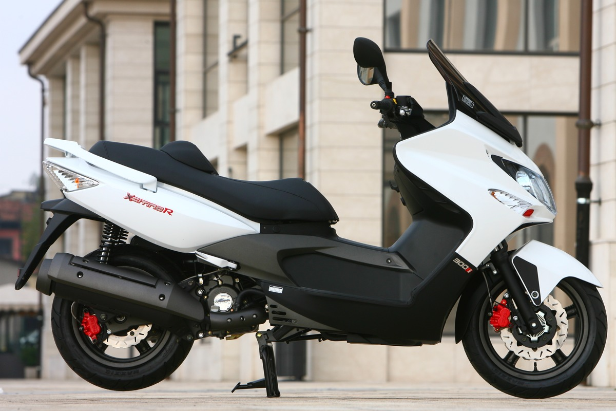 Kymco Xciting 500i 2010 images #101995