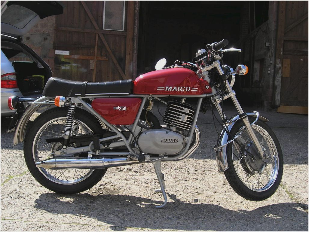 Maico MD 250 WK 1978 images #103086