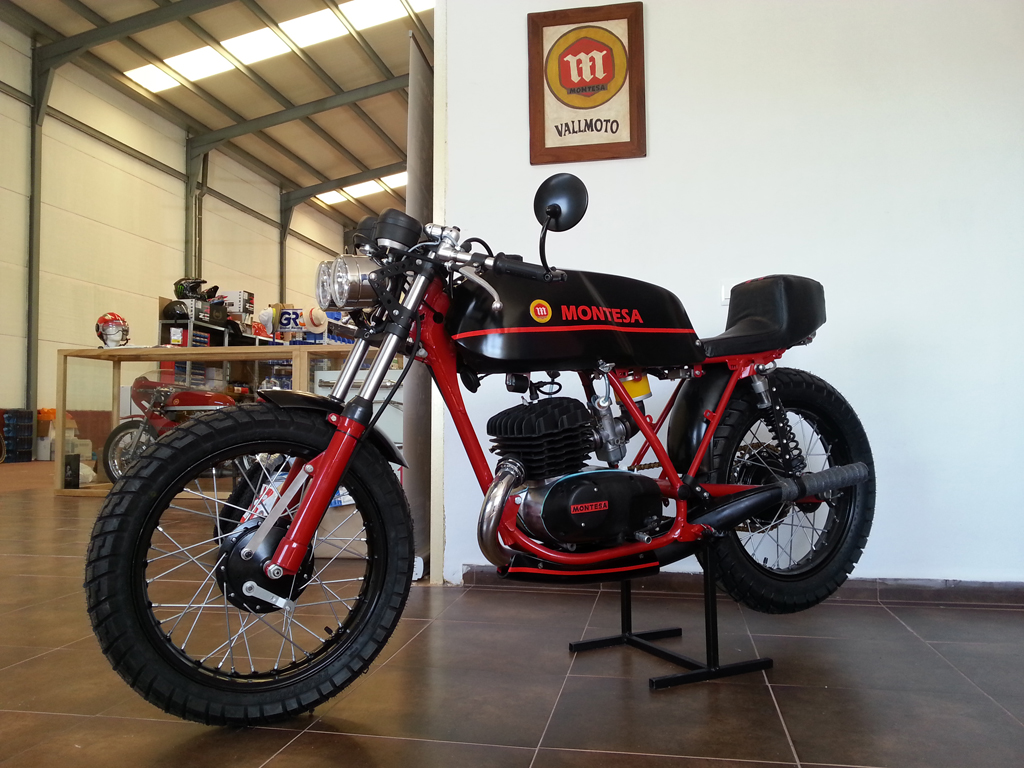 Montesa 125 H6 1979 wallpapers #139340