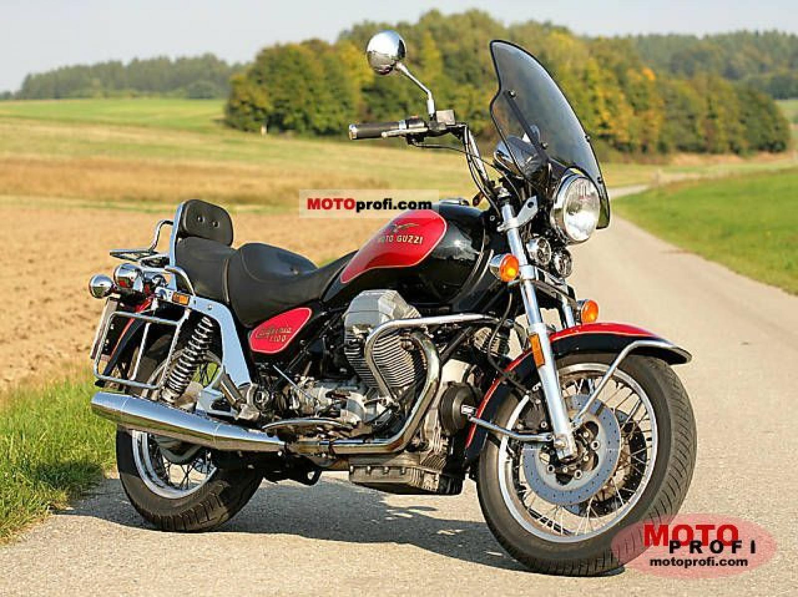 Moto Guzzi California 1100 Injection 1994 images #108133