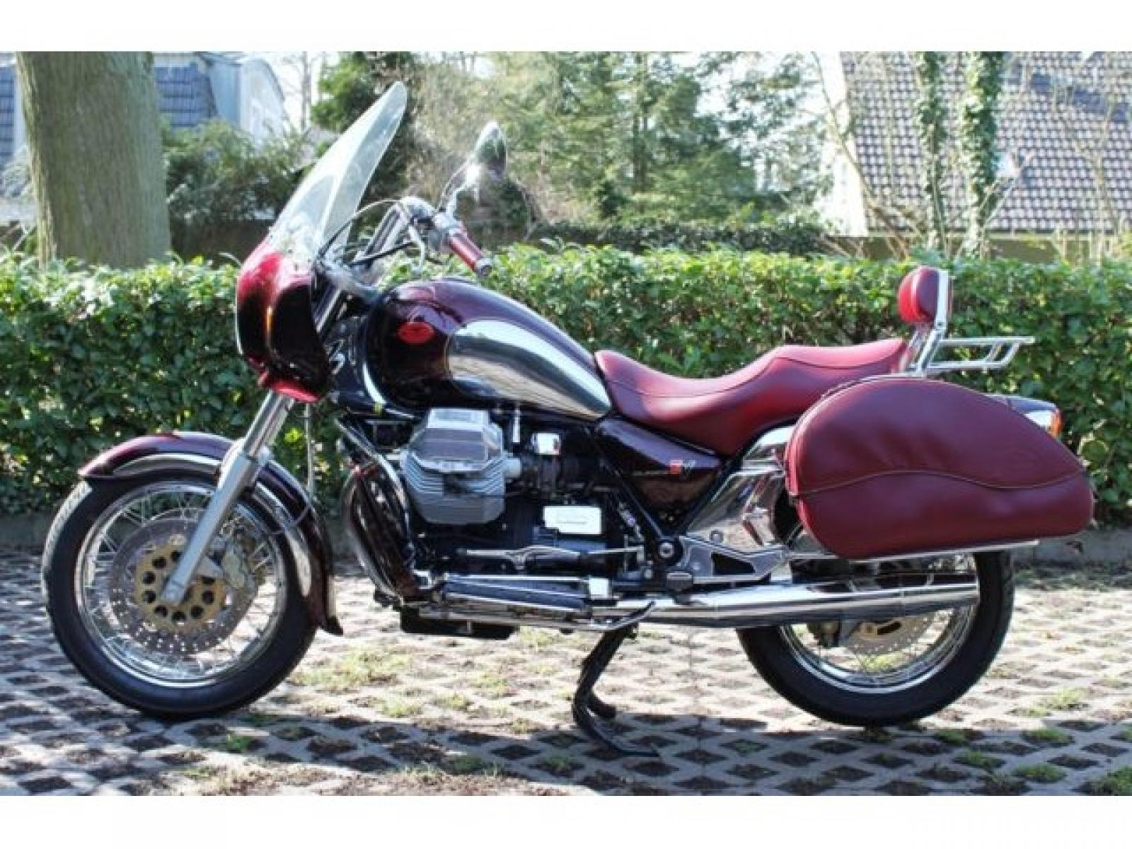 Moto Guzzi California EV 80 images #109402