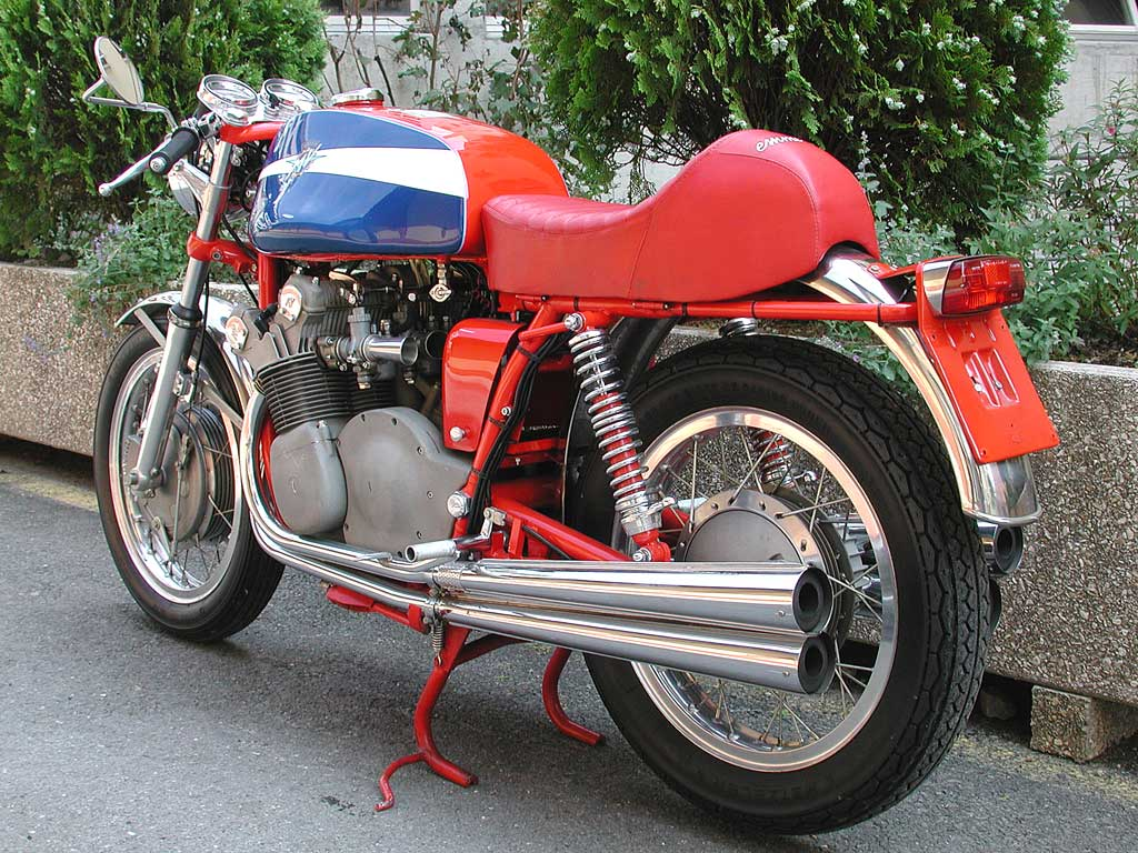 MV Agusta 750 S 1972 images #113243