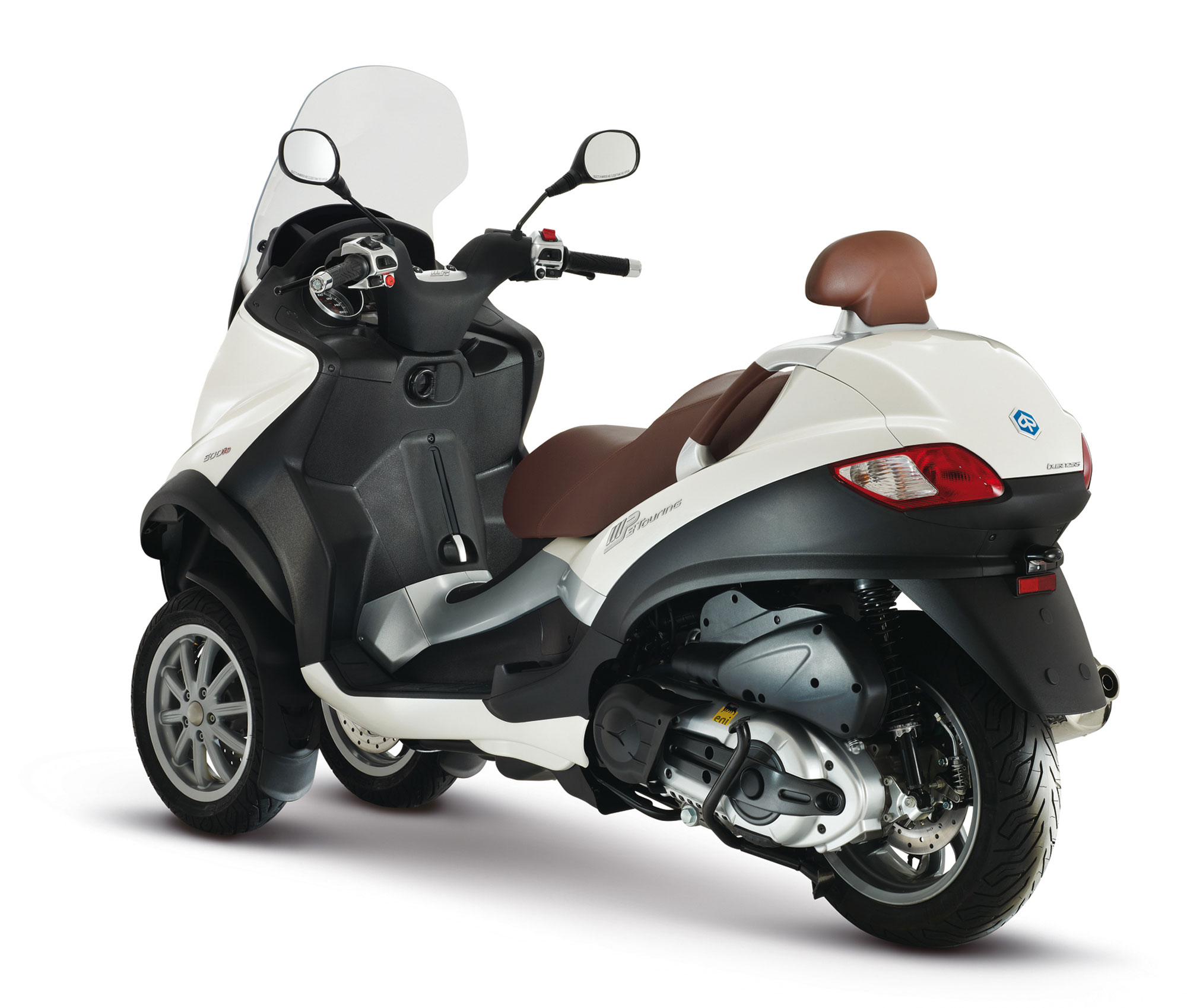 Piaggio MP3 Touring 125 2012 images #120340