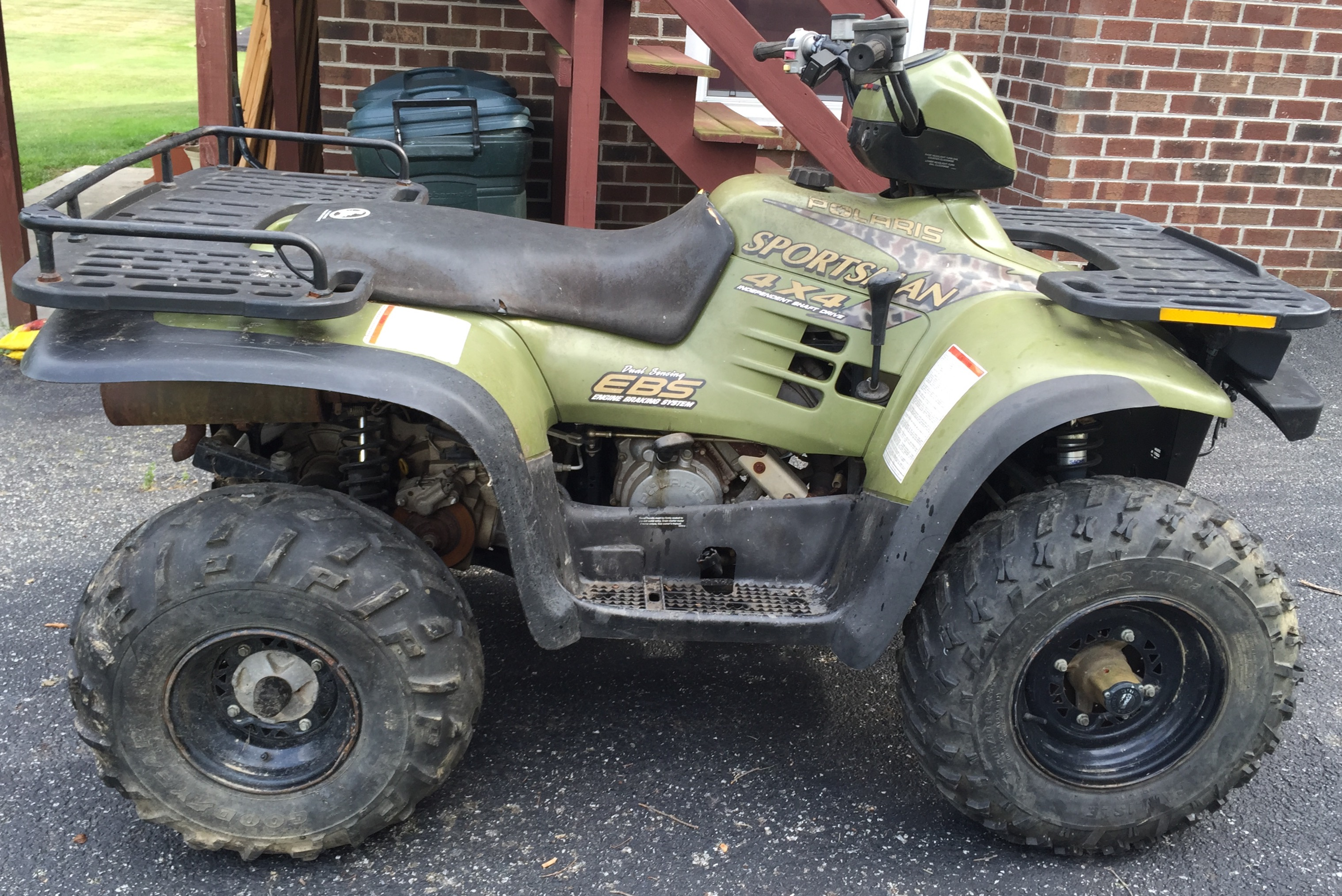 polaris sportsman 500 h o pics specs and list of seriess. Black Bedroom Furniture Sets. Home Design Ideas
