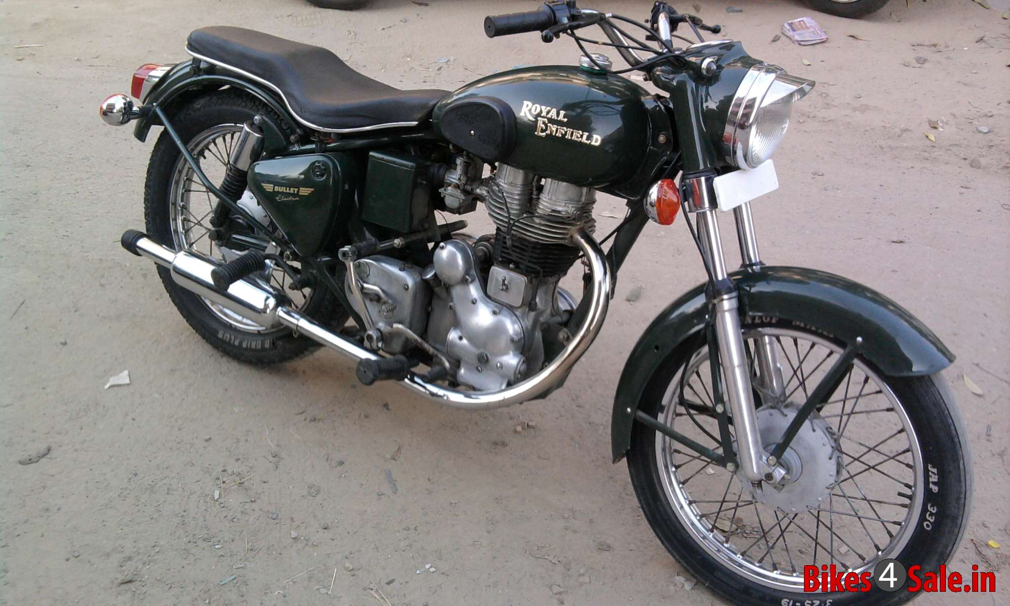 Royal Enfield Bullet 350 Army 2001 images #123106