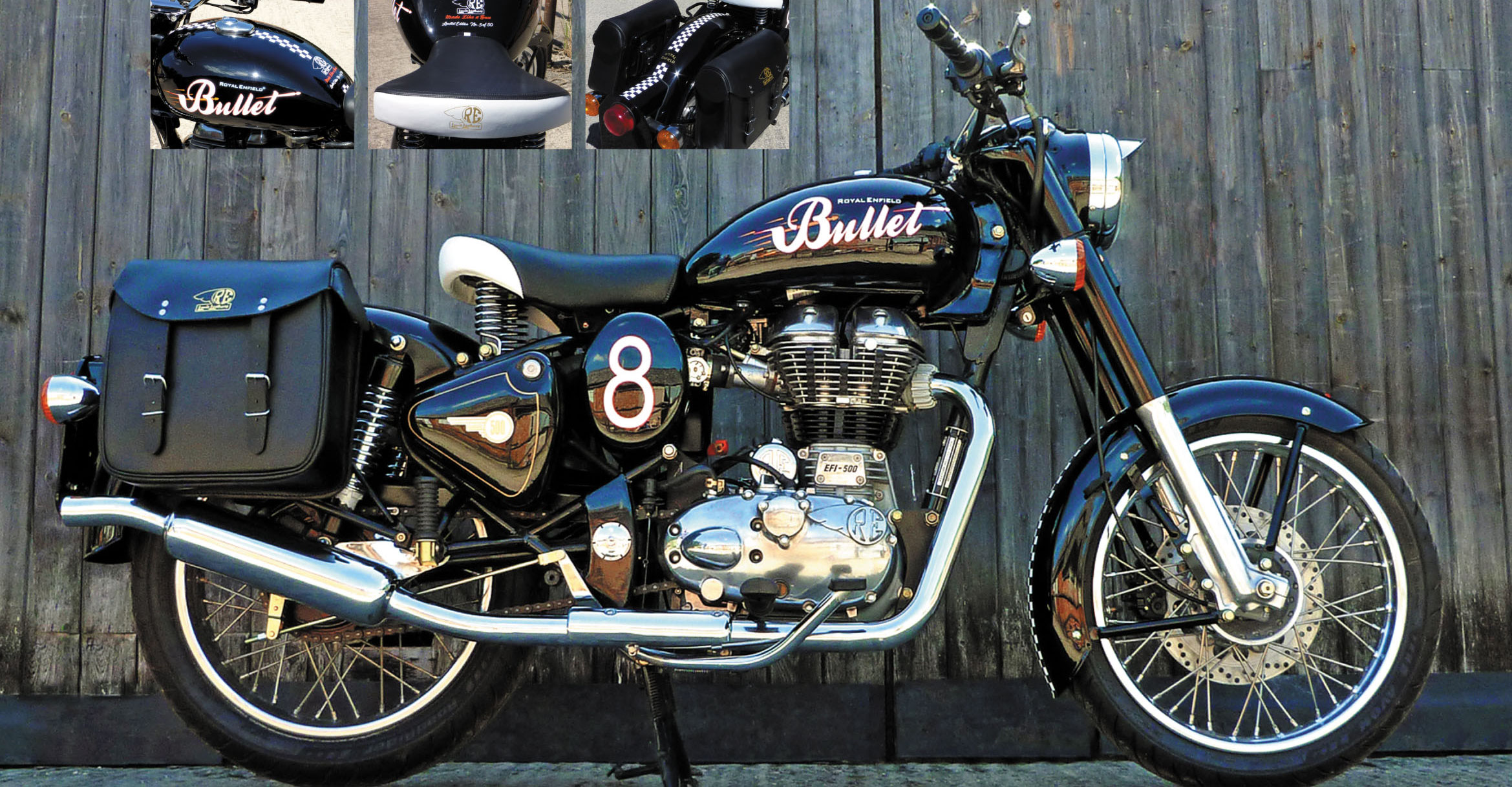 Royal Enfield Bullet 500 Trial Trail 2003 images #123205