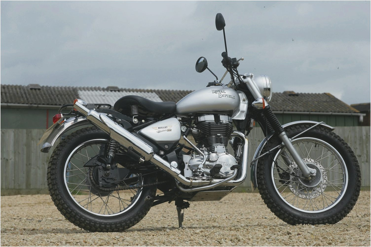 Royal Enfield Bullet 500 Trial Trail 2004 images #126581