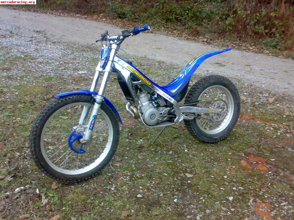 Sherco 0.5 2002 images #124495