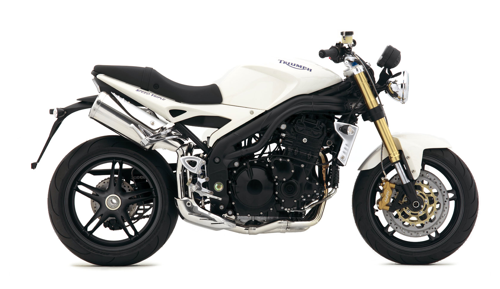 Triumph Speed Triple 1050 2006 images #147477