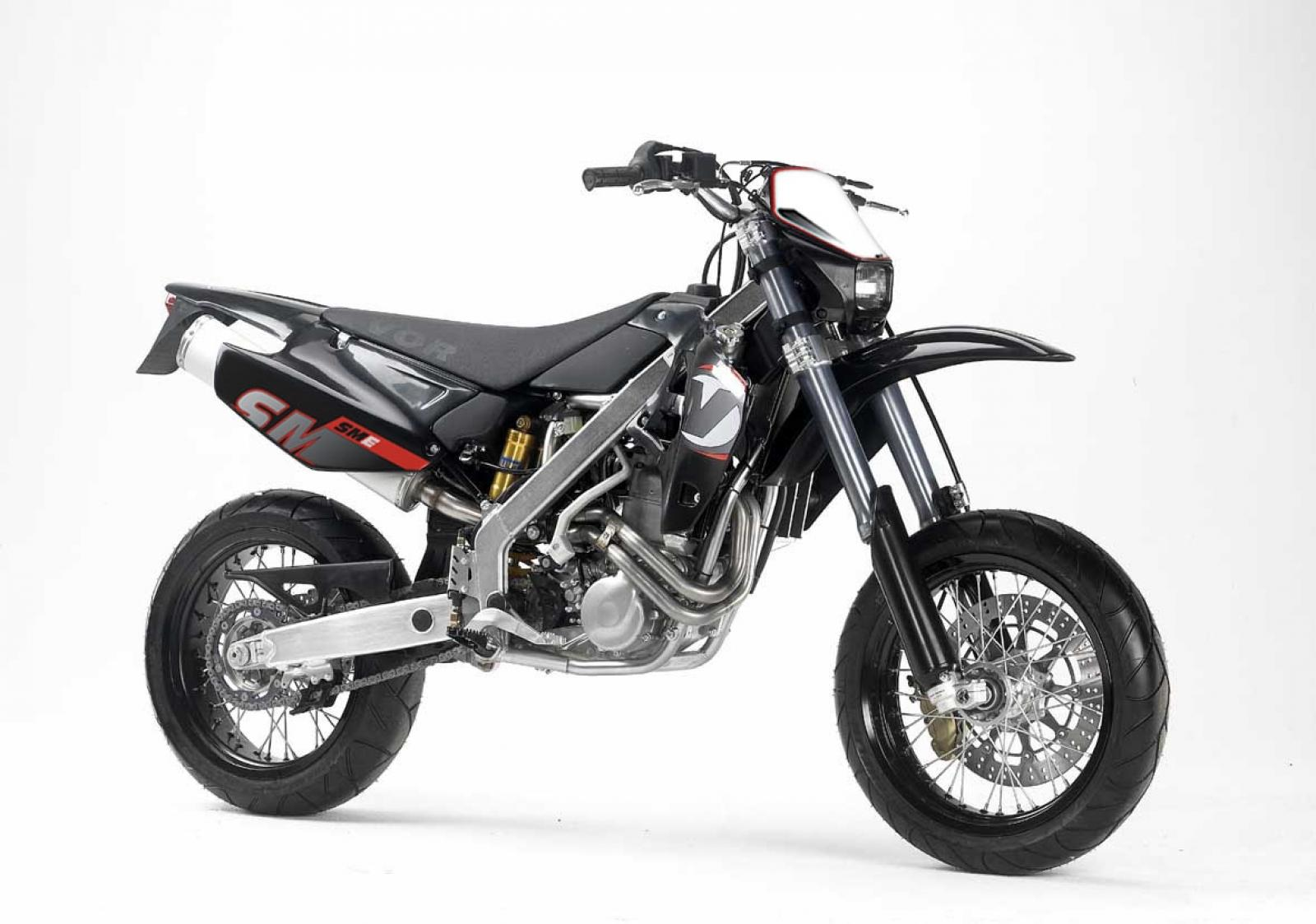 VOR SM-RC 570 Supermotard 2007 wallpapers #132105