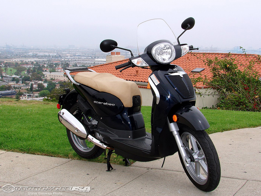 2008 aprilia scarabeo 125 pics specs and information. Black Bedroom Furniture Sets. Home Design Ideas