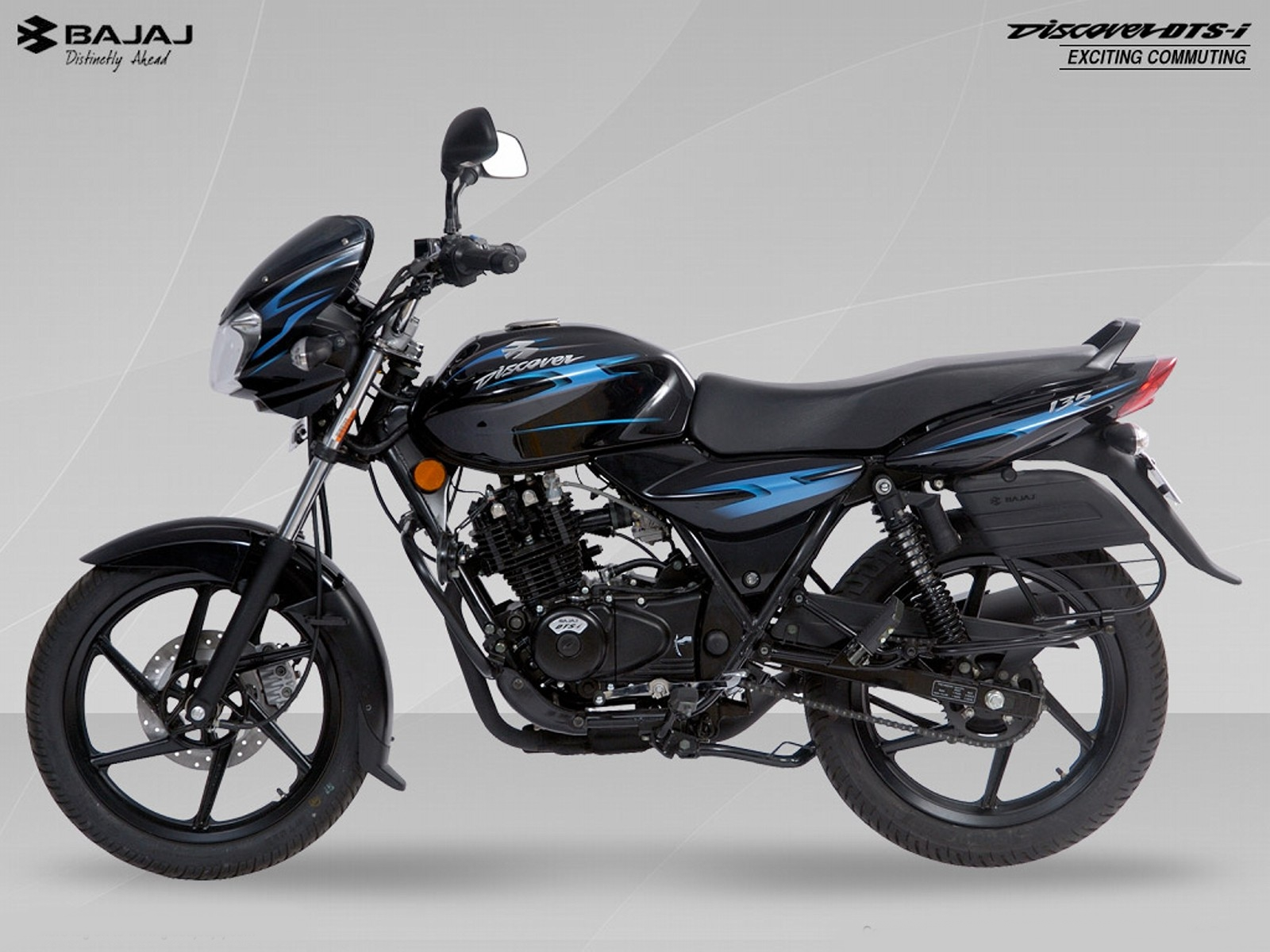 Bajaj Discover DTS-i 2004 wallpapers #136857