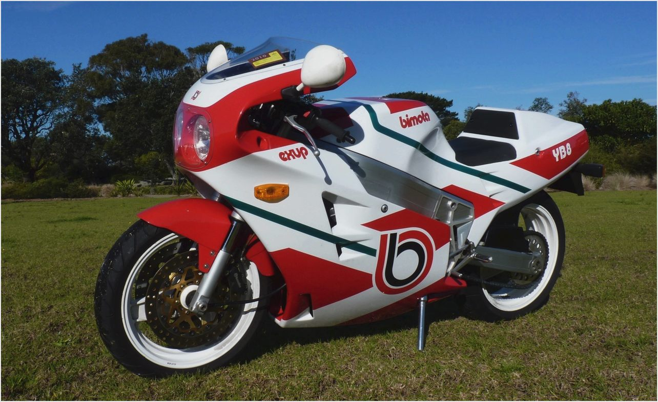 Bimota YB 10 Dieci Biposto 1991 wallpapers #137057