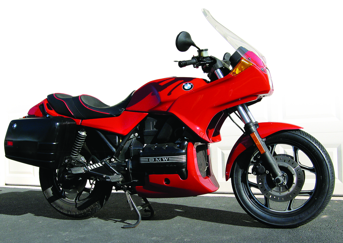 BMW K75RT 1995 images #77503