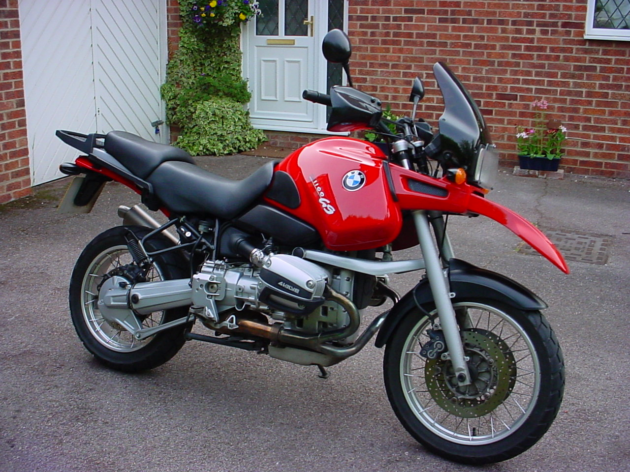 BMW R1100GS 1998 images #6329