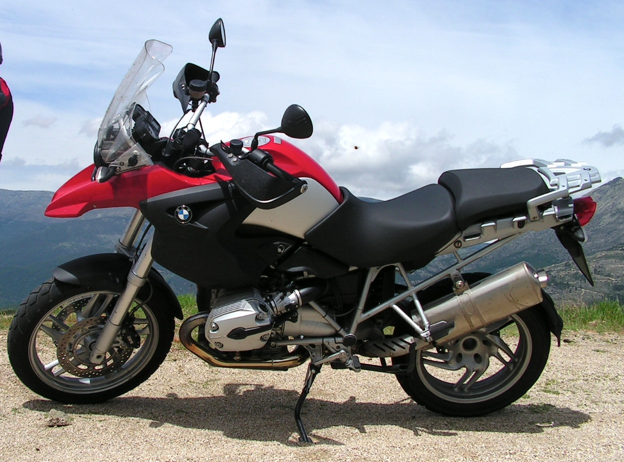 BMW R1200GS 2006 images #77994