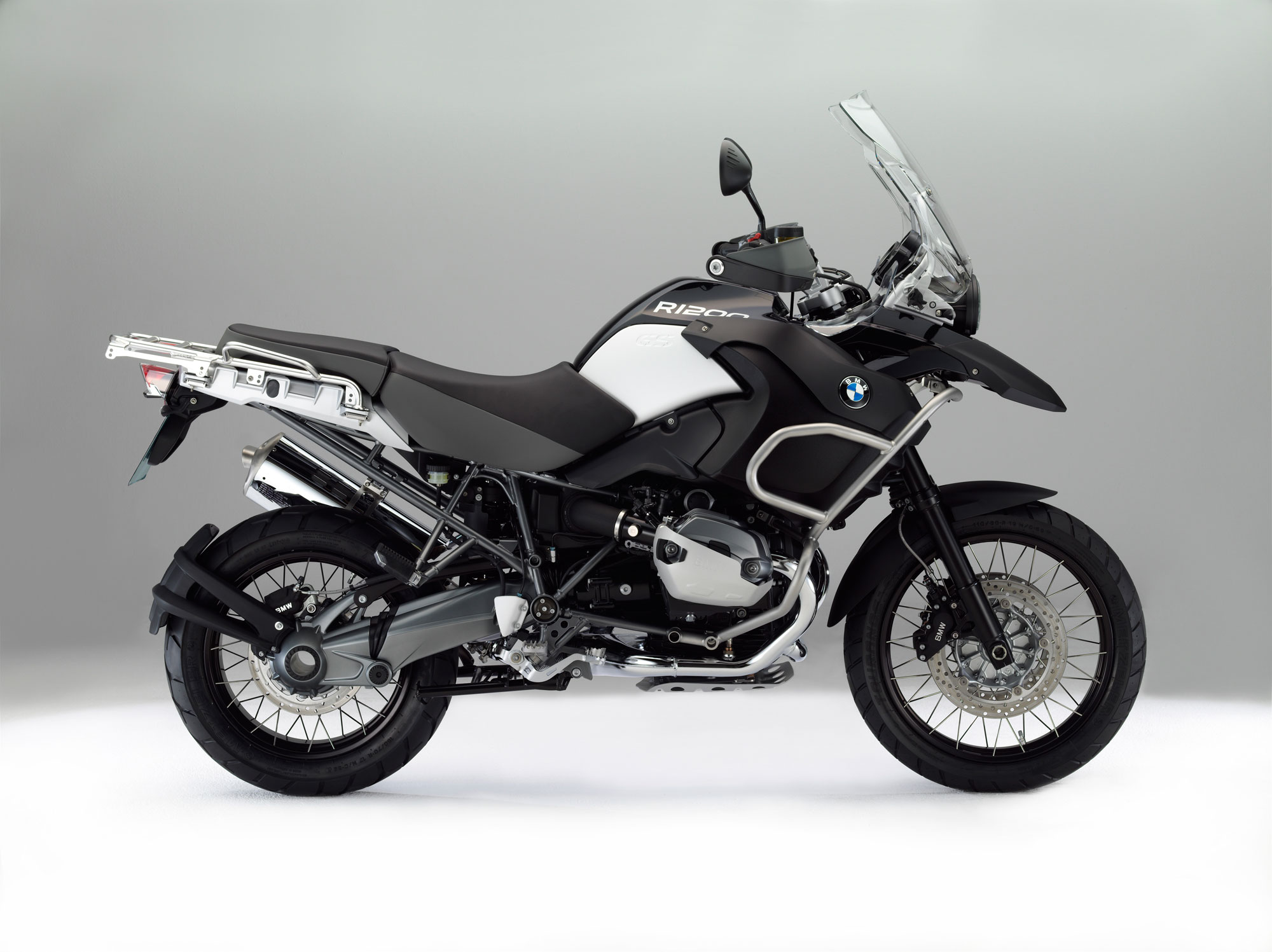 BMW R1200GS Triple Black images #8698