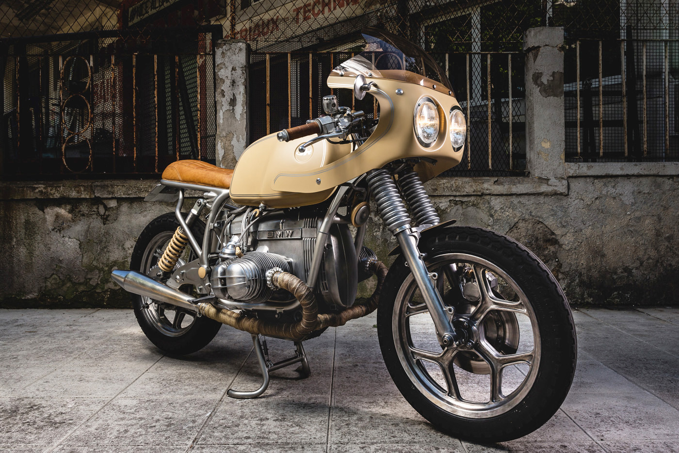 BMW R80RT Mono images #4939