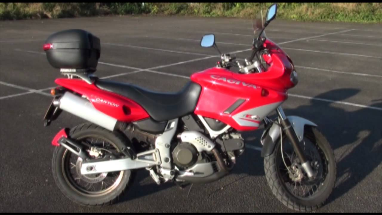 Cagiva Grand Canyon 900 IE 1999 images #67131