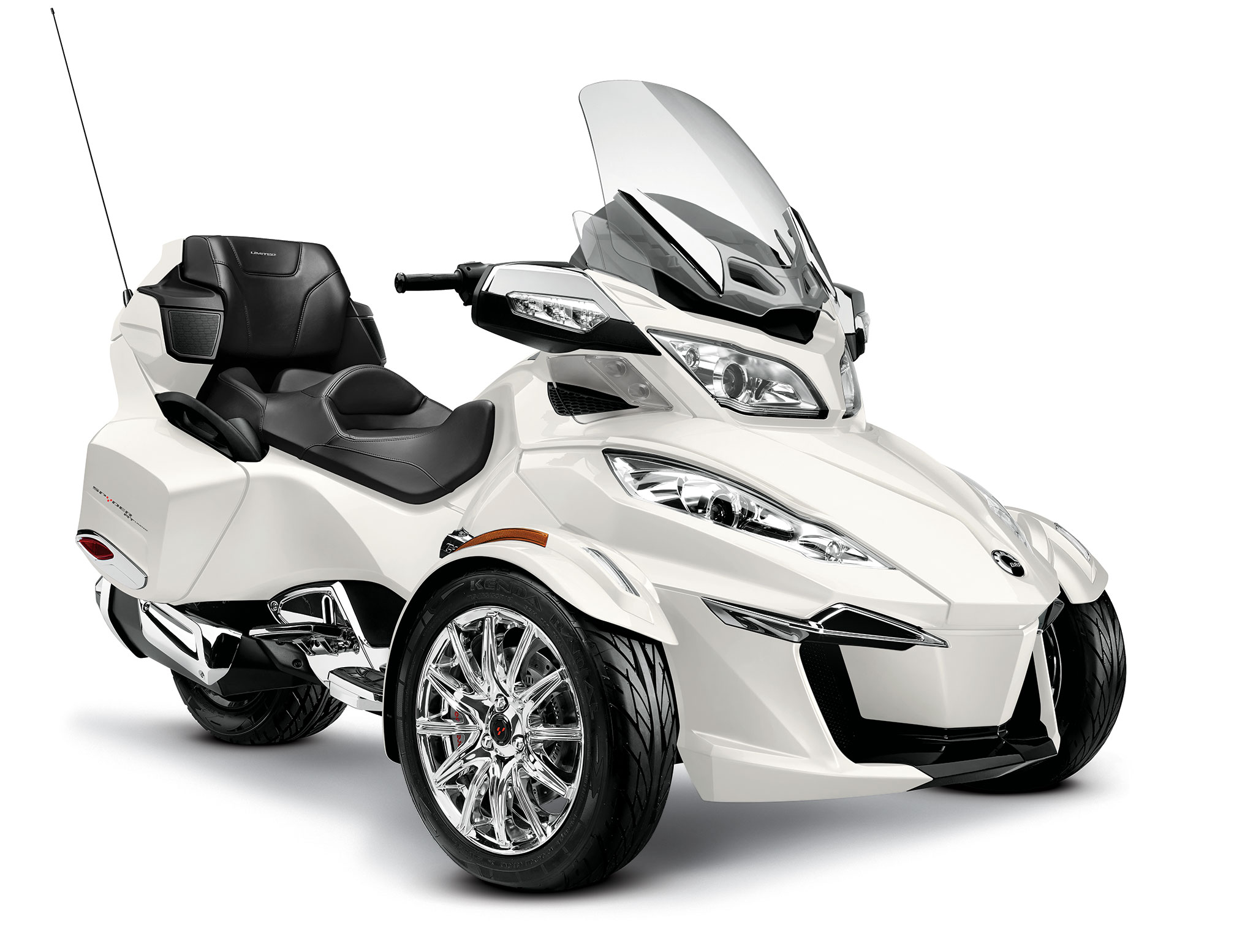 Can-Am Spyder RT 2011 images #94462
