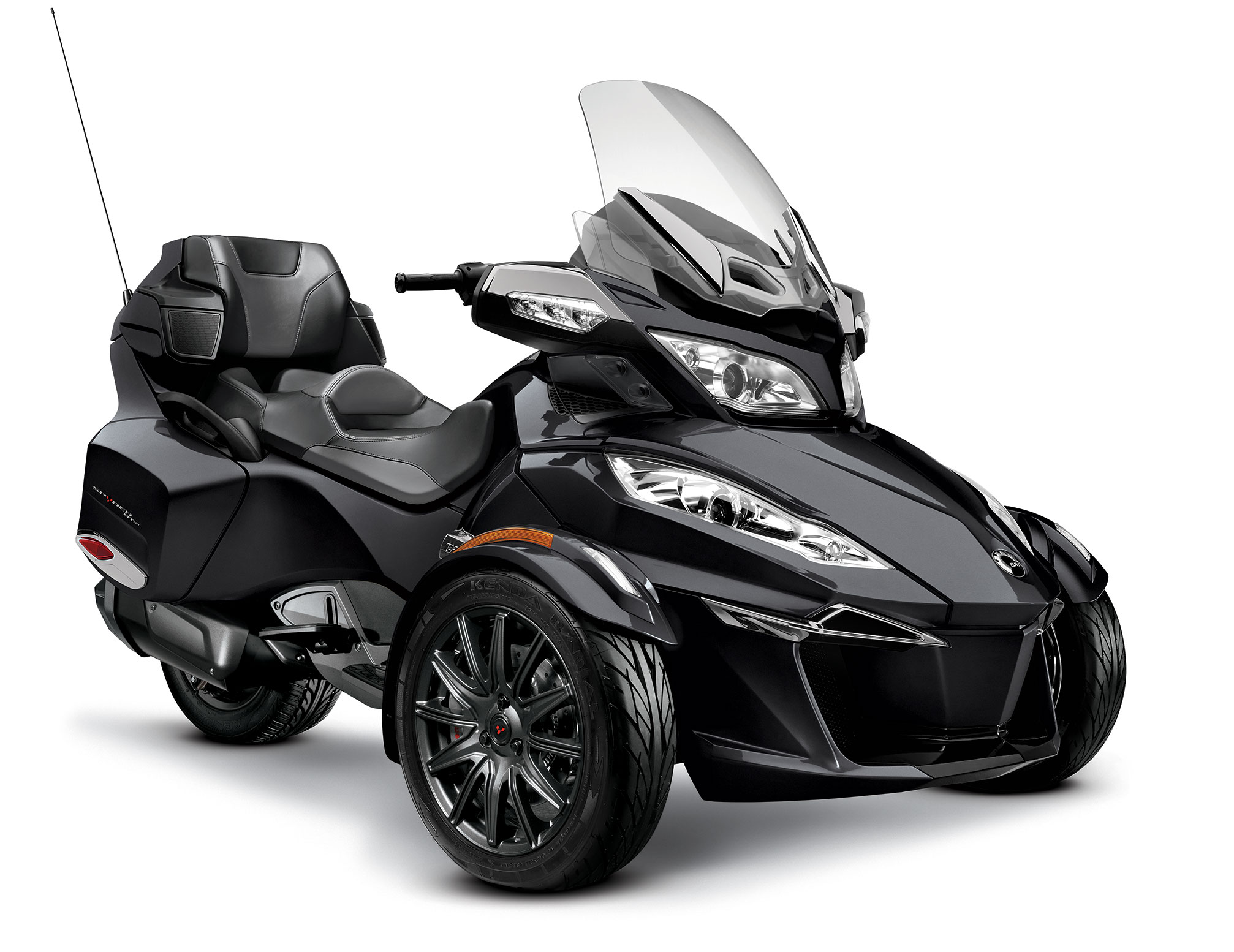 Can-Am Spyder RT-S 2011 images #68703