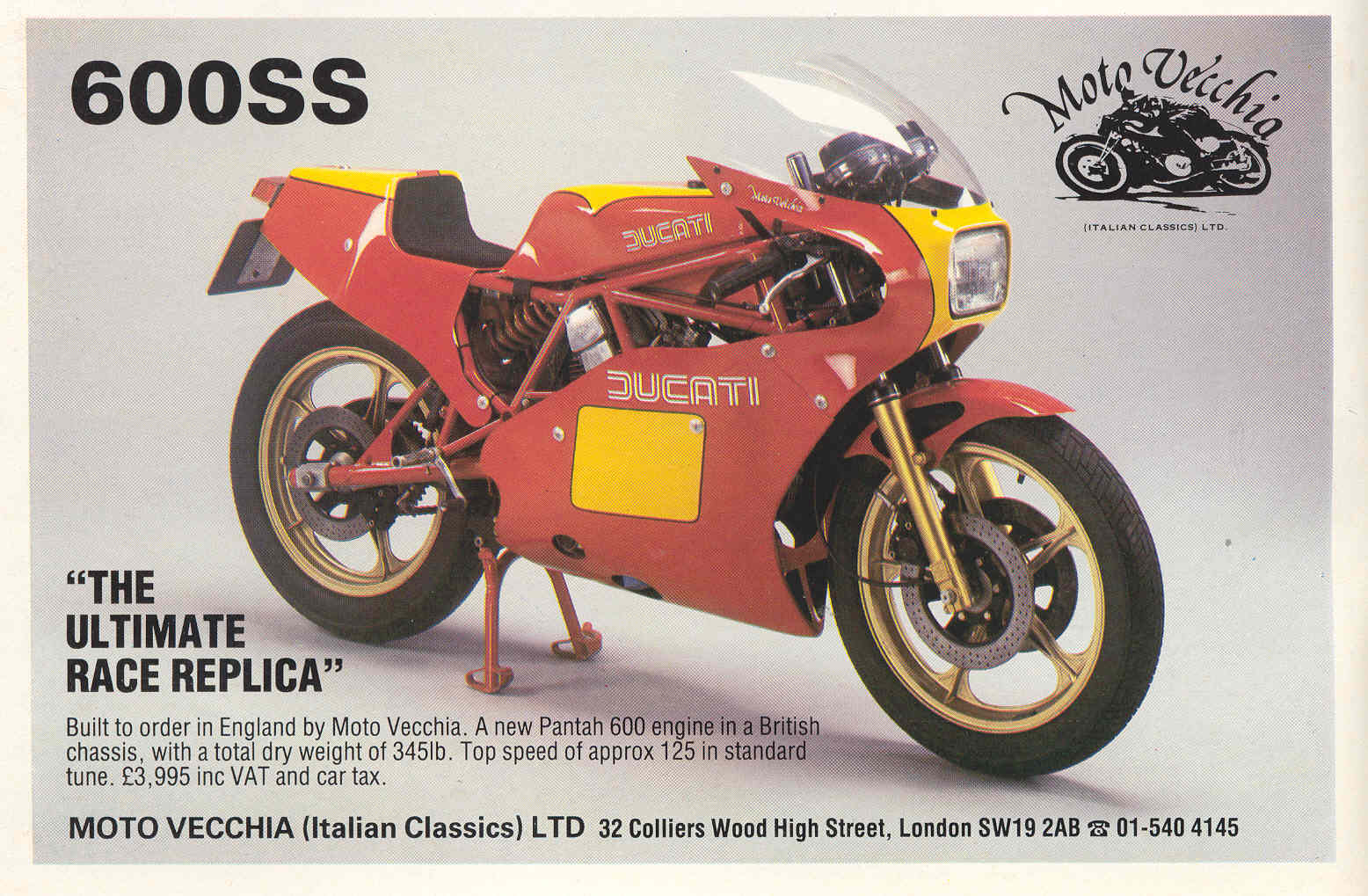 Ducati 350 XL wallpapers #10385