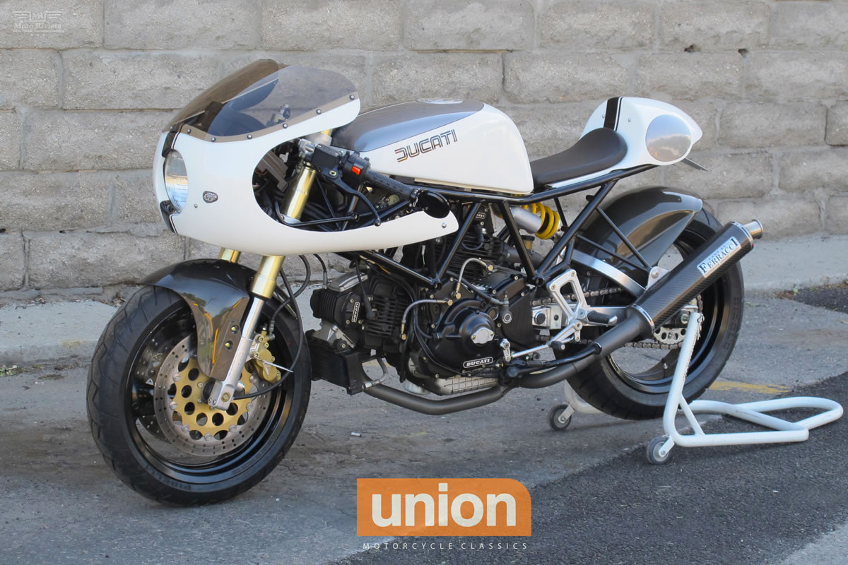 Ducati 900 SS 1993 wallpapers #10785
