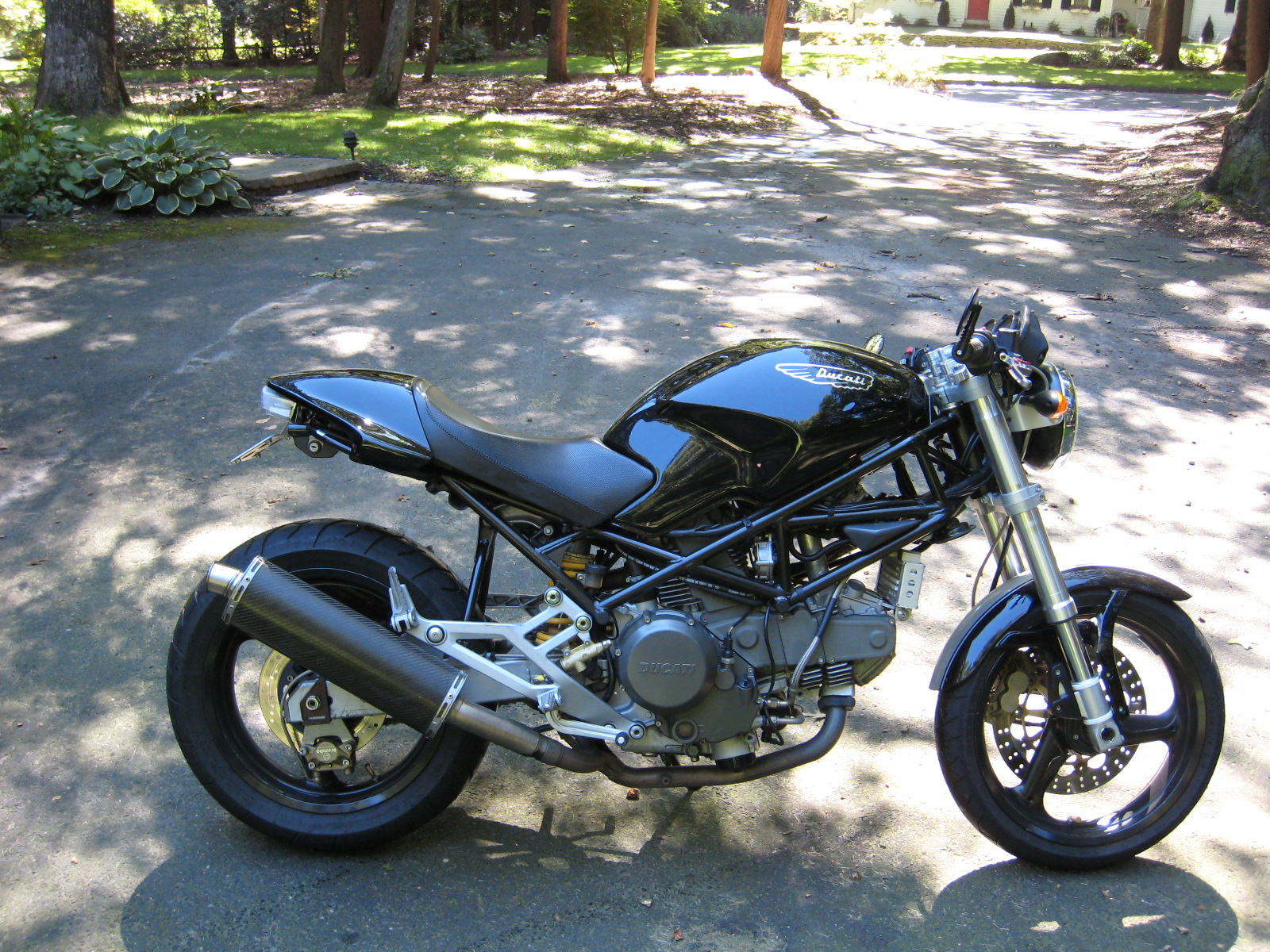 Ducati Monster 750 wallpapers #32621