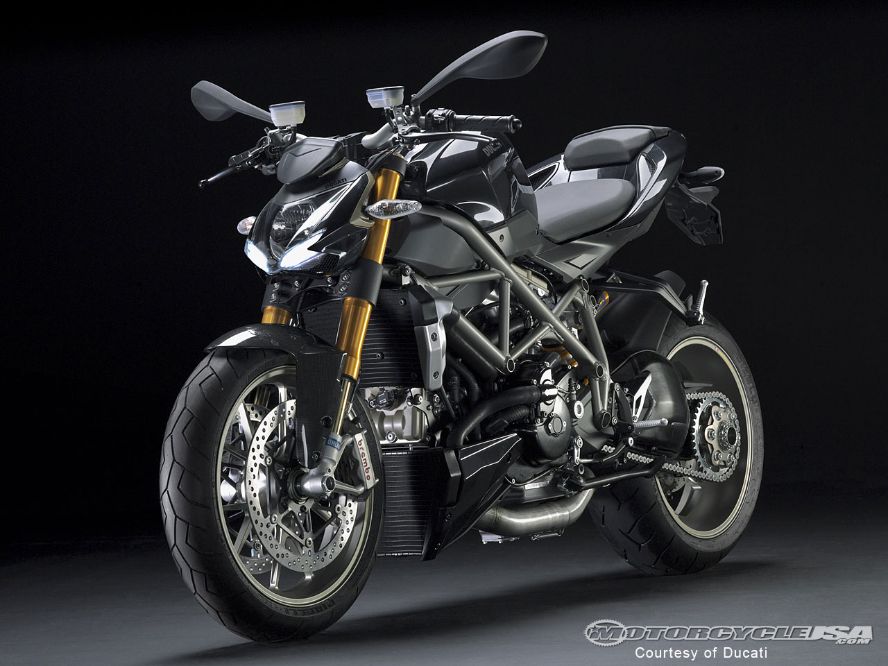 Ducati Streetfighter 2009 wallpapers #12969