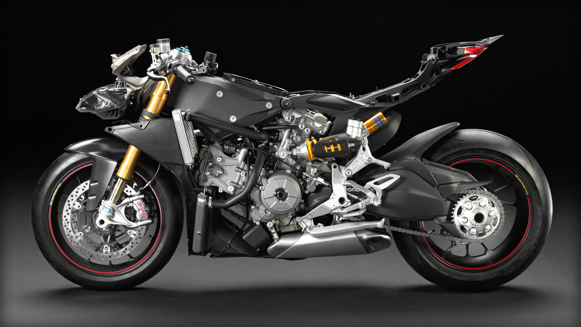 Ducati Superbike 1199 Panigale S wallpapers #13368