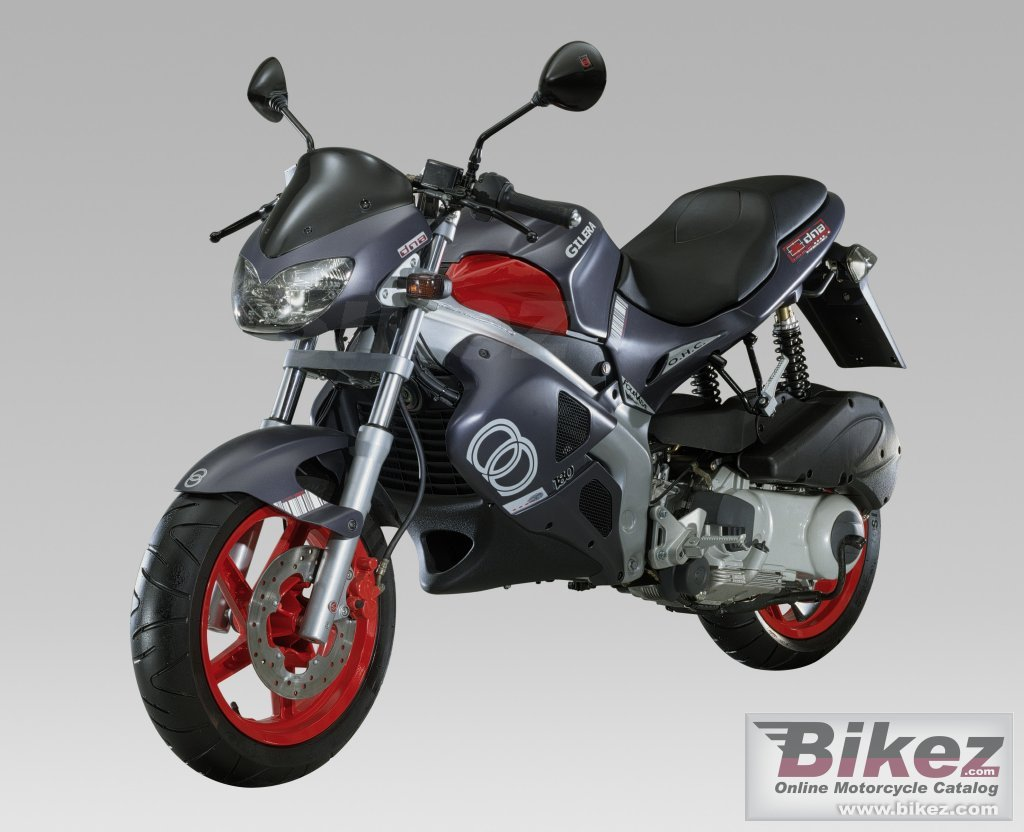 Gilera DNA 125 2004 images #73645