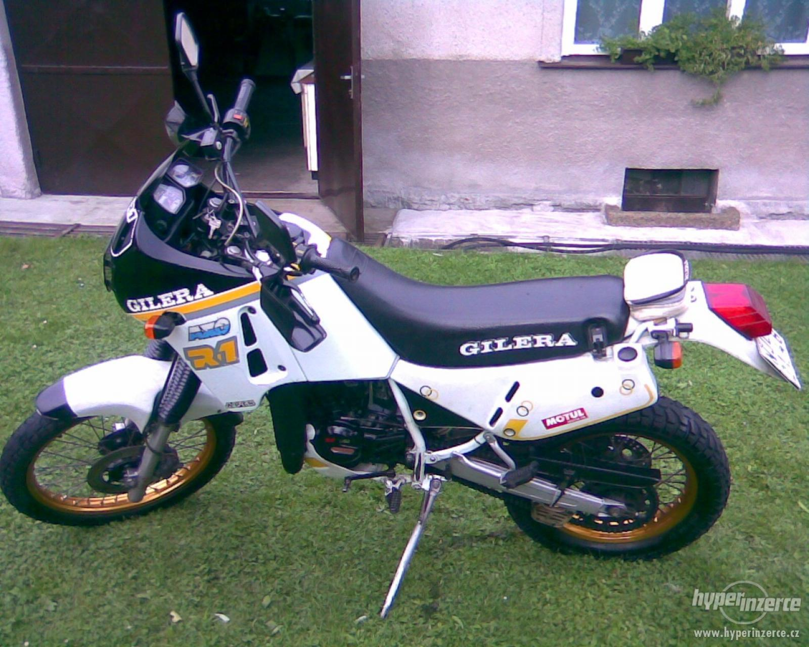 Gilera RX 200 Arizona 1988 images #96349
