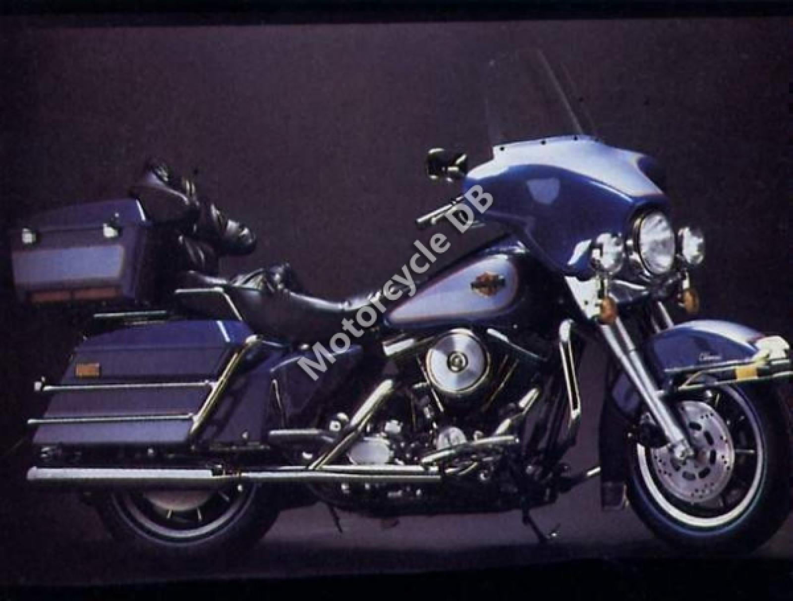 Harley-Davidson FLHTC 1340 Electra Glide Classic 1992 pics #148362