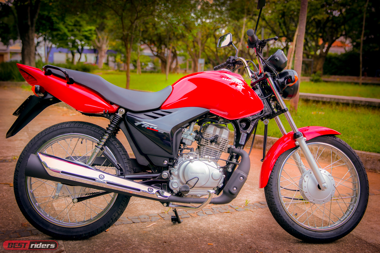 Honda CG 125 2002 wallpapers #133787