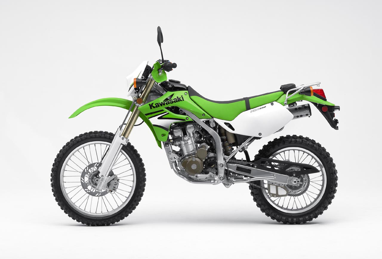 2008 Kawasaki KLX 250 S: pics, specs and information ...