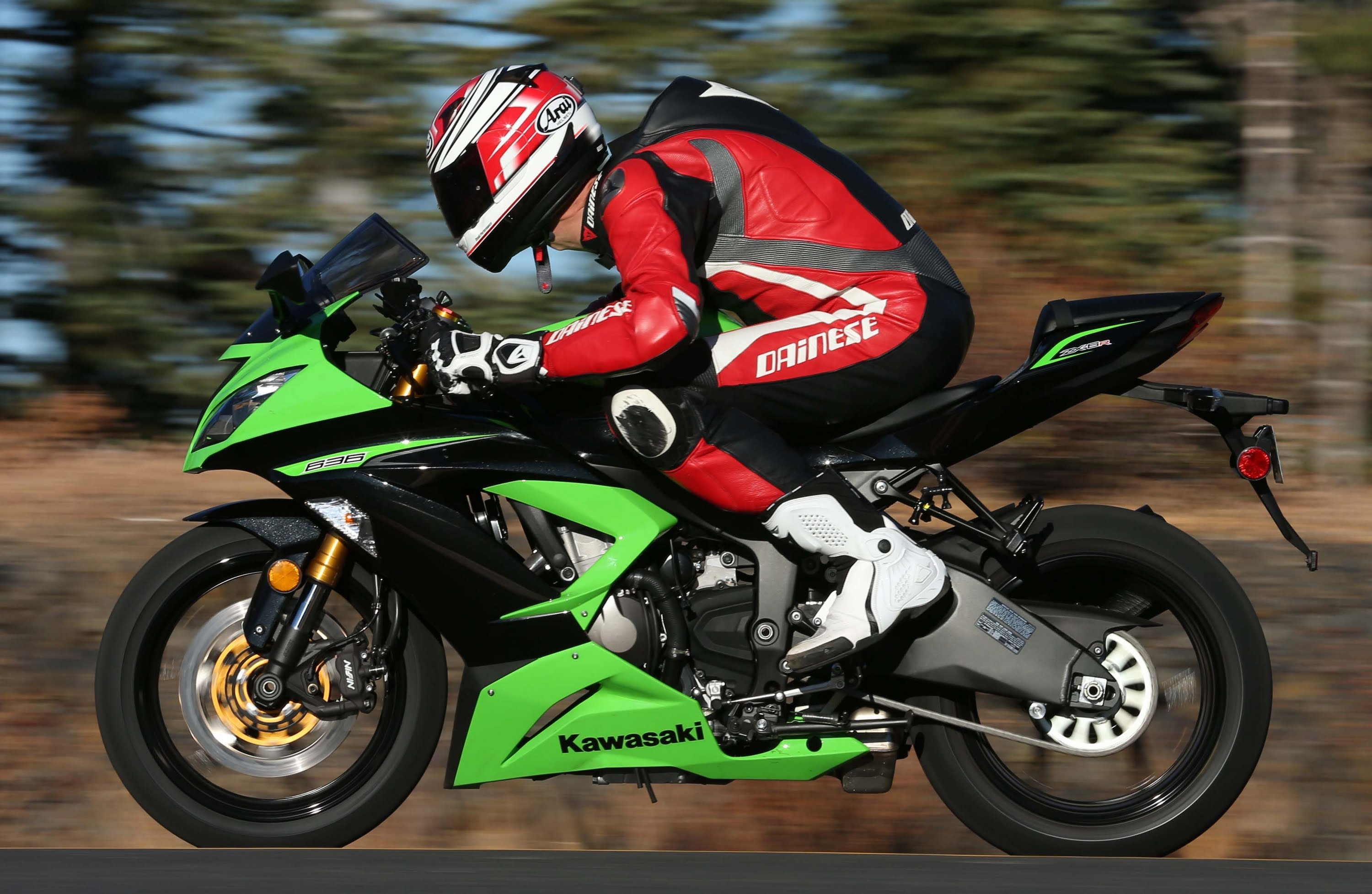 2013 kawasaki ninja zx 6r 636 pics specs and information. Black Bedroom Furniture Sets. Home Design Ideas
