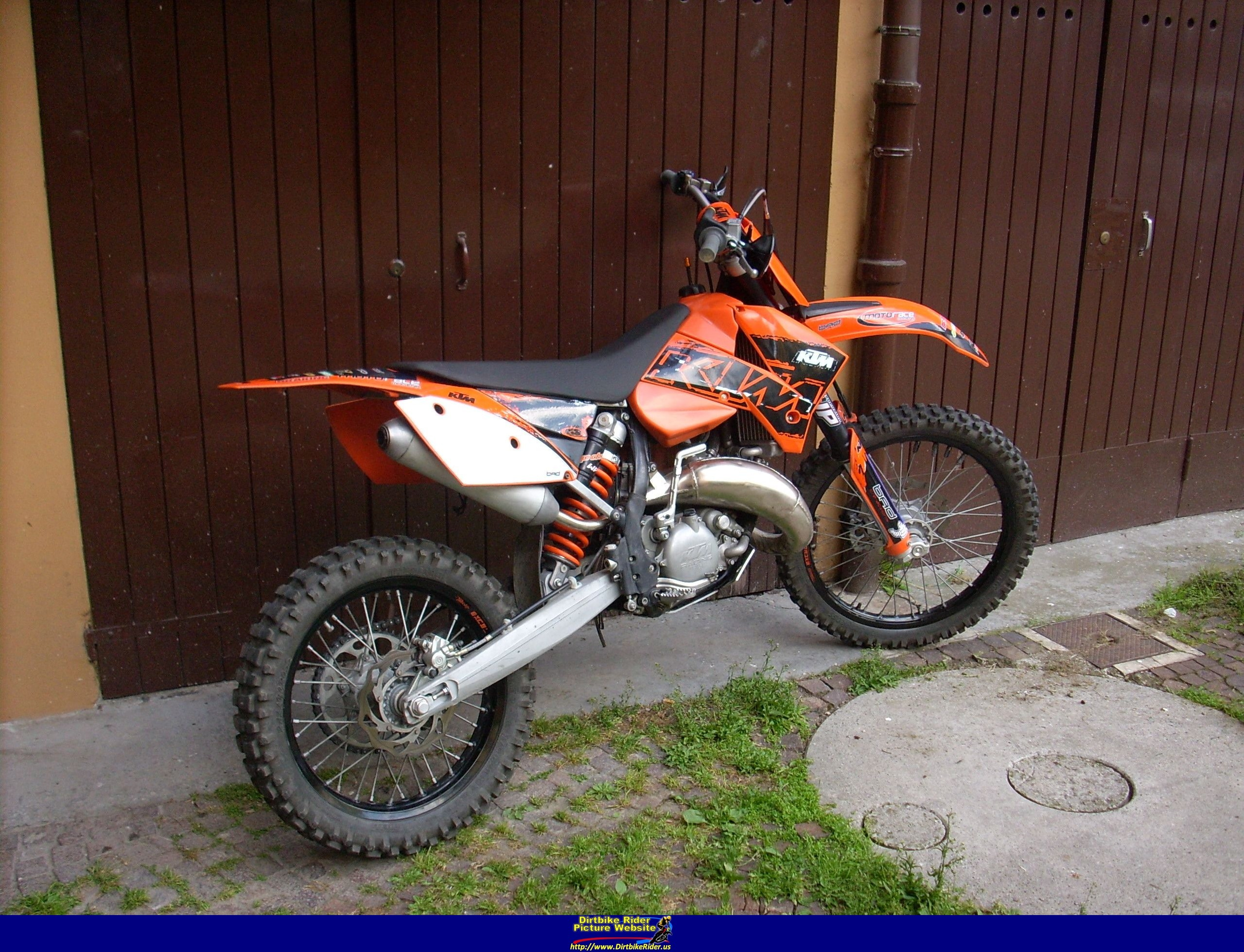2007 ktm 125 exc pics specs and information. Black Bedroom Furniture Sets. Home Design Ideas