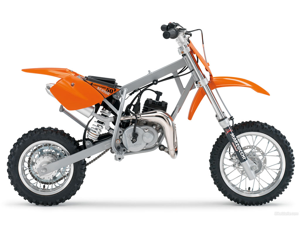 KTM 50 Senior Adventure 2007 wallpapers #135274