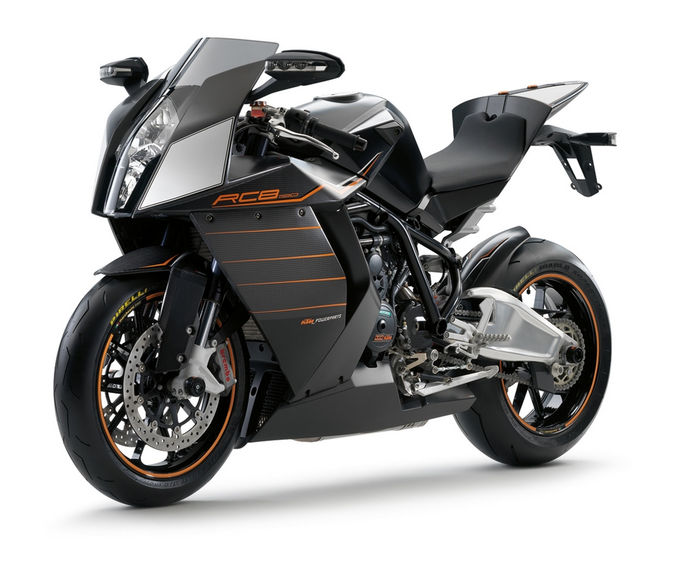 KTM RC8 2009 wallpapers #135473