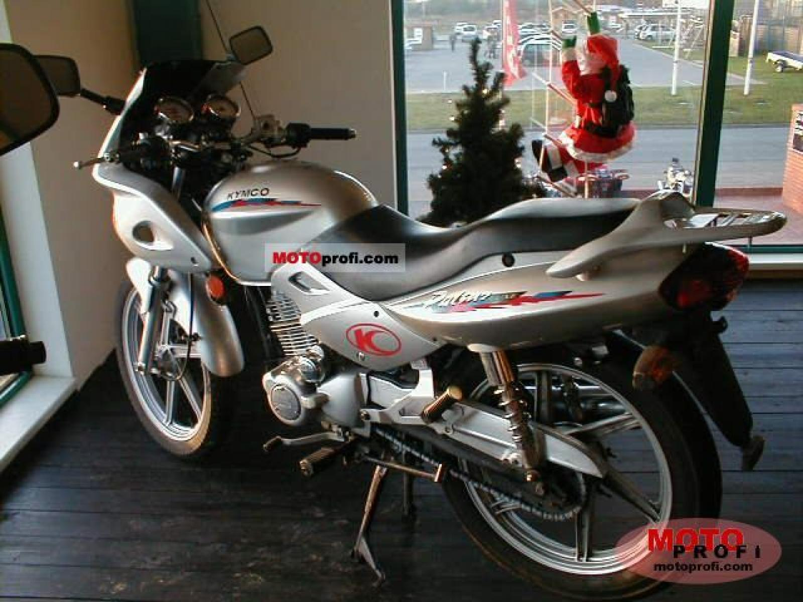 Kymco Heroism 125 2002 images #101110