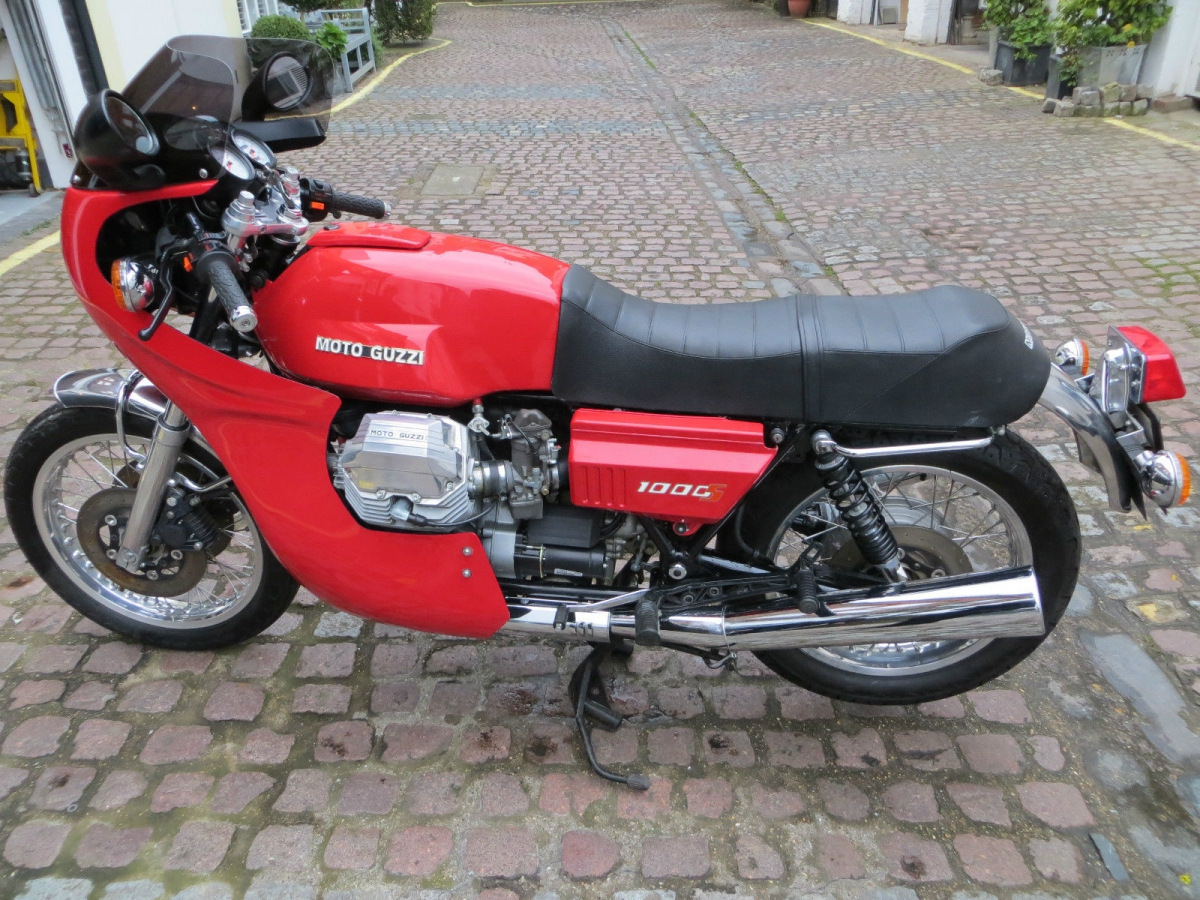 1992 moto guzzi 1000s pics specs and information. Black Bedroom Furniture Sets. Home Design Ideas