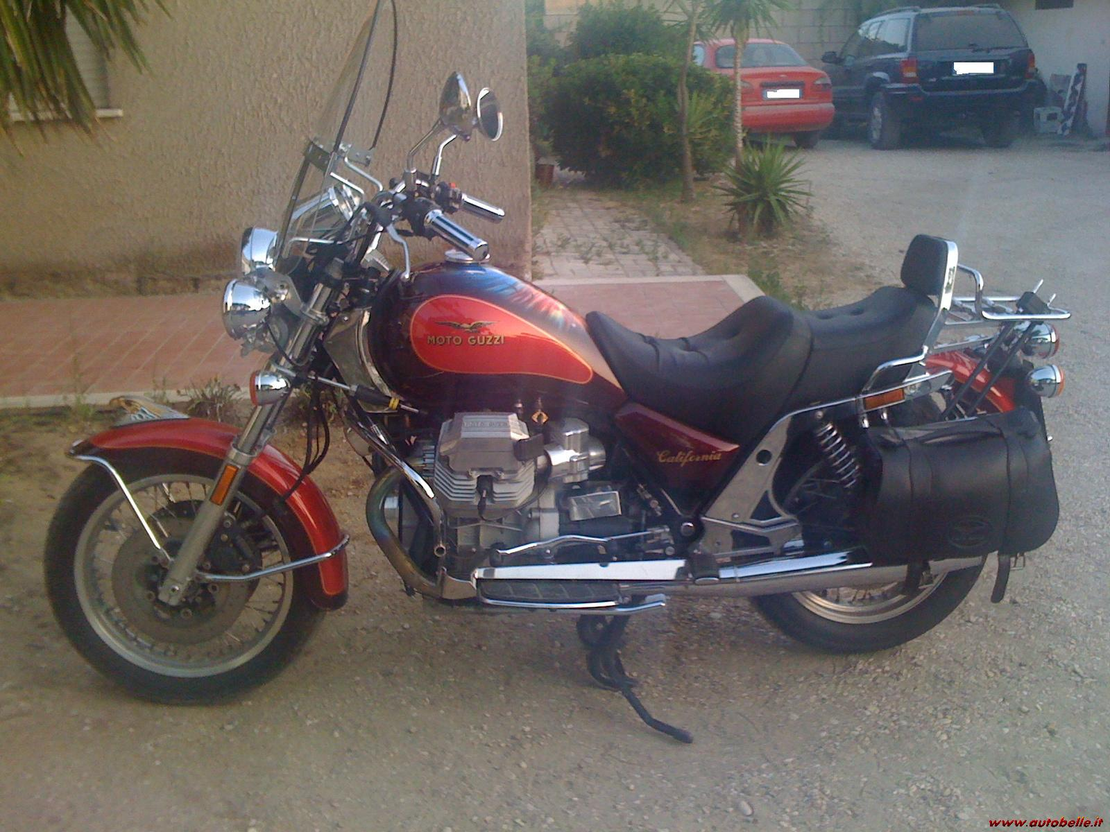 Moto Guzzi California 1100 i 1996 images #157190